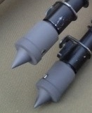 JPEGs - Harris Bipod Spikes (Pair)